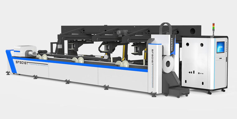 Performance Advantages of Metal Tube Laser Cutter